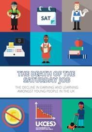 The Death of Saturday job